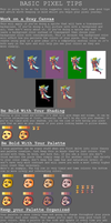 Pixel Basics by RHLPixels
