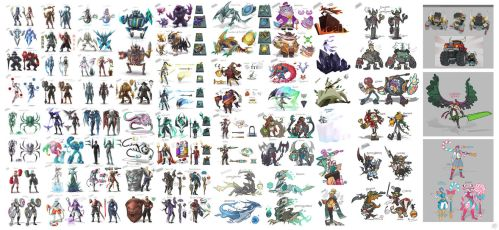 Skin Sketches Collection by VegaColors