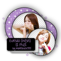 WJSN Eunseo png pack by montishock555