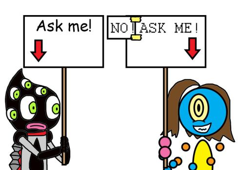 Ask Who? by Art-of-Gameland