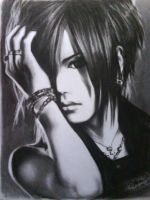uruha  the gazette by kujinihayashi
