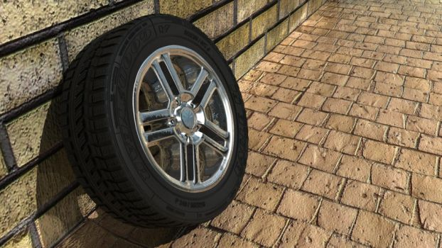 Tire by x-icarus