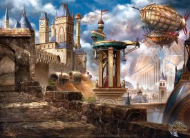 City by Feig-Art