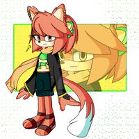 Adopt #6 Ember the Cat by TOYSTARS