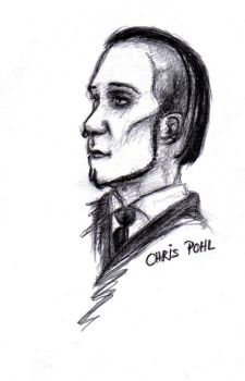 Chris Pohl by La-Mithra