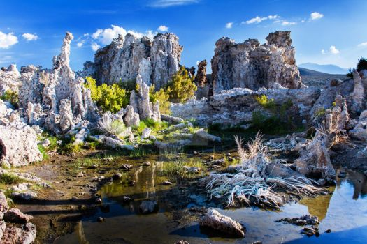 Mono Lake by P-LinsenerFotografie