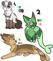 Unthemed adoptables (CLOSED) by Please-i-love