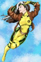 Classic Rogue by garnettrules21