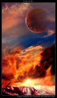 Earth and Fire - for Lupehx by Death-by-Clarinet