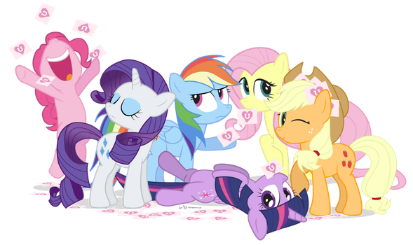 Heart Cards by dm29