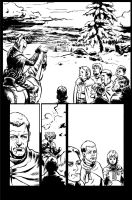 TEUTON: Volume 1 - 03 by ADAMshoots