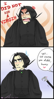 A message from Snape by gilll