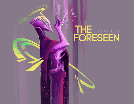 The Foreseen by MysticNebula
