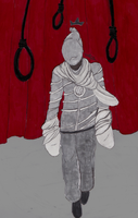 SCP 701-1 |The hanged king by Heather-42