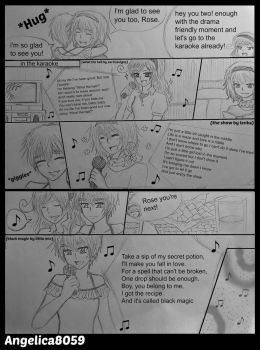 MY FAIR GENTLELADY chapter 3 ( part 13) by florano