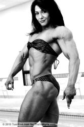 Alina Popa 3 by rogerfanmuscle