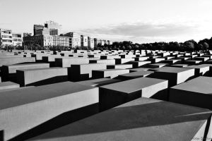 Monument to the Holocaust by RavenNightWish