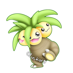 Exeggutor by Clinkorz