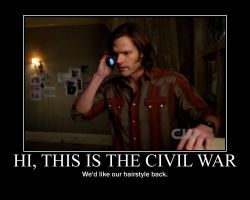 Hello? You've Reached Sam Winchester... by BecomingaWallflower