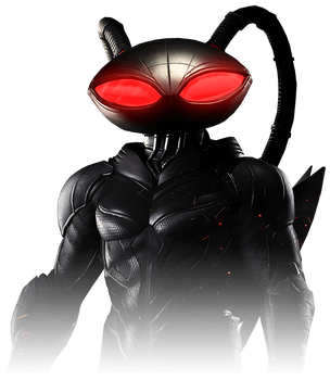 Black Manta - Injustice 2 Render by YukiZM