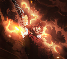 Smudge RedDead by Griimmjow