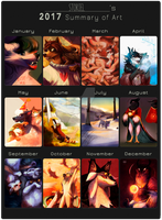 summary 2017 by Storiel