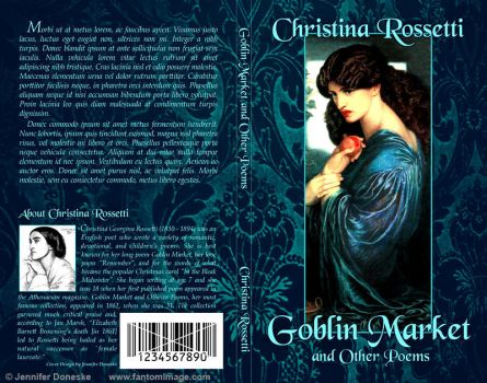 Goblin Market - Book Cover 1 by whitefantom