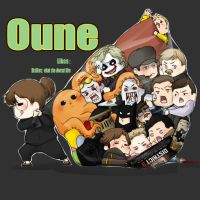 New ID by Oune