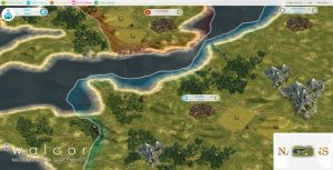 Nations alpha screen by walcor
