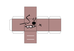 The Binding of Isaac: Gemini Template 2 by optimaxion