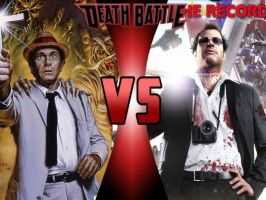 Carl Kolchak vs Frank West by ToxicMouse77