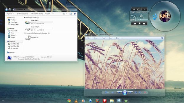 My Desktop 13-Sept-2011 by dma1008
