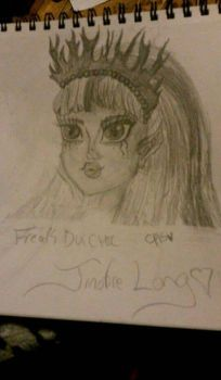 Jinafire long- freak du chic by Batterypower14