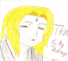 Babcia Tsunade xD by lapalion