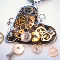 My Heart is a Ticking TimeBOMB by txgirlinaz