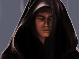 Anakin Skywalker by Menekah
