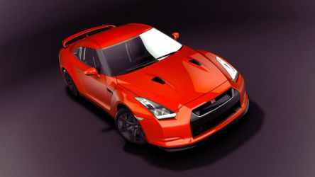 Nissan GTR by Edge-Suizo