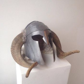 Ancient Nord Helm, Ram by bjbrizee7