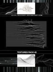 TEXTURE PACK #45 by Alkindii
