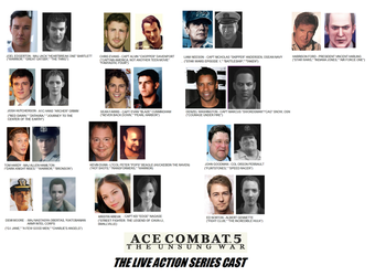 Ace Combat 5 Live Action by BlueWolfRanger95