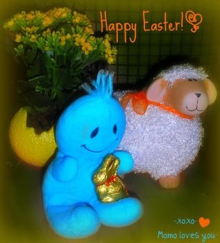 Happy Easter by xxxEsmee