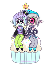 [cupcake] - ZarozAestoth [2/2] by hello-planet-chan