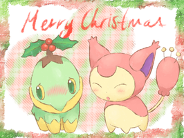 Merry Christmas 2009 by drill-tail