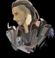 Kingsglaive: Nyx by Bev-Nap