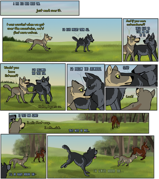Doe of Deadwood: Pg1 by Songdog-StrayFang