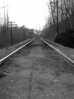 Railroad Stock by destruct-stock