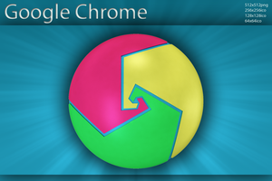 Google Chrome 2015 1 by xylomon