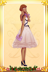 :PG: Lets get fancy for Christmas by LunePotter