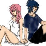 Lets just stay like this for awhile please.. by rikuxrikku4ever