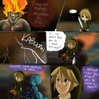 Link's Demise by Final-Boss-Emiko